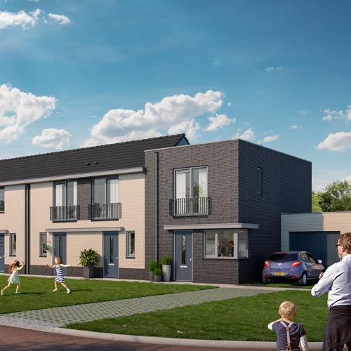 nieuwbouwwoning project Le Bateau